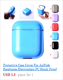 Earphone Storage Bag For Earphone i7s  Anti-Dust Waterproof Carry Storage Safe Pouch Case Earphones Storage Bags Drop Ship 101#A