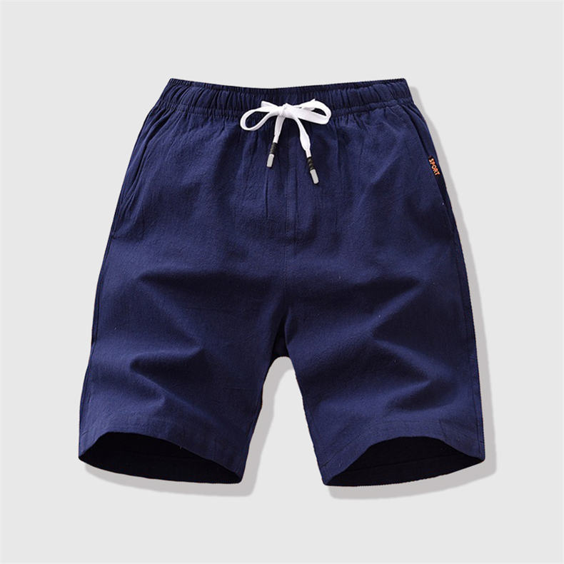 7Colors Summer Shorts Men Casual Running Shorts High Quality Brand Cotton Male Short Pants Plus Size 4XL 5XL 2019 Drop Shipping 08