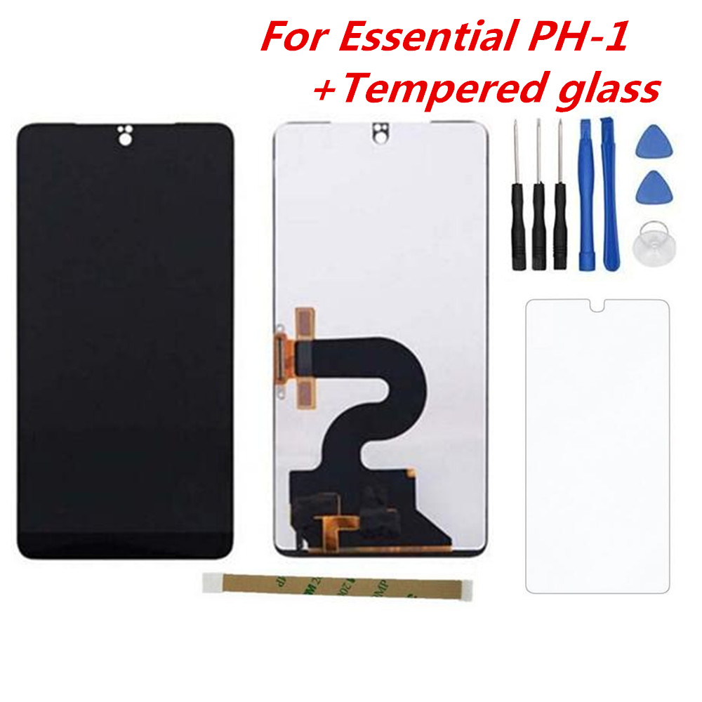 Digitizer-Assembly Lcd-Display Touch-Screen Essential-Phone PH-1 Original for  title=