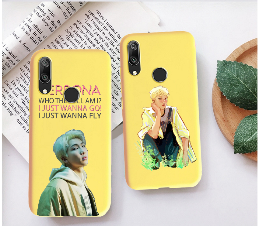 NCT 127 Kpop grupo Menino Candy Color Case for Huawei P10 P20 P30 MATE 10 20 Monsta X Soft Silicone Case