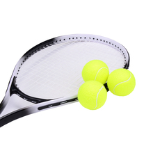 Tennis-Ball Training 3 for Sport-Rubber 3pcs Elasticity High-Quality