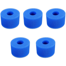 Sponge POOL-FOAM-FILTER Intex Swimming-Accessorie 5PCS for S1 Reusable