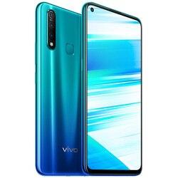 Оригинальный мобильный телефон Vivo Z5X, экран 6,53 дюйма, 6 ГБ 128 ГБ, восьмиядерный процессор Snapdragon 710, на базе Android 9, смартфон с большим аккумулято...