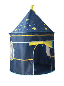Kids Tent Princess Castle Christmas-Gift Baby Outdoor Portable Children for Birthday