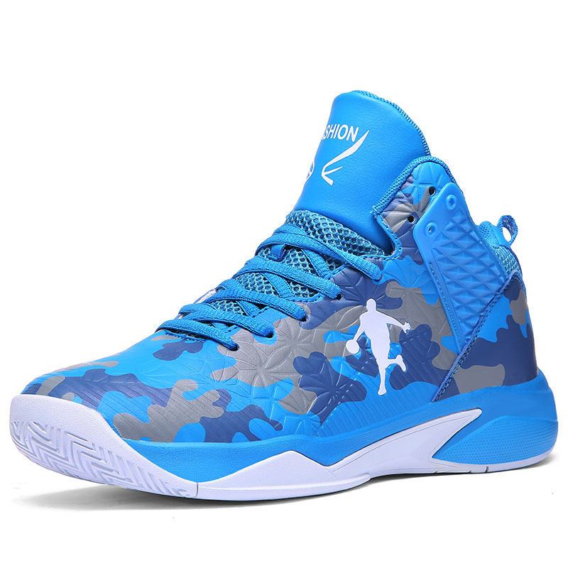 2020 New Men Basketball Shoes Air Cushion Sneakers Gym Sport Boot Women Basketball Sneakers Homme Tenis Masculino Feminino title=