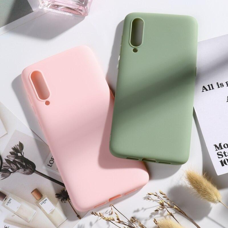 Candy Case For Xiaomi Mi 9T Case Silicone Xiaomi Redmi Note 7 6 5 Pro 5A Prime 6A 7A Go S2 MI 8 Lite 9 SE Play Mix 2S K20 Cases