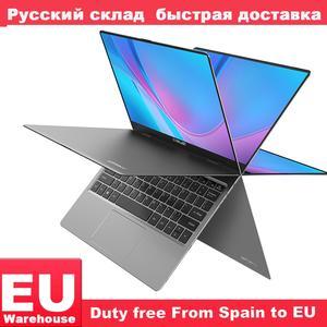 Teclast F5 ноутбук Intel Gemini Lake N4100 четырехъядерный 8 ГБ ОЗУ 256 ГБ SSD Windows 10 360 Вращающийся сенсорный экран 11,6