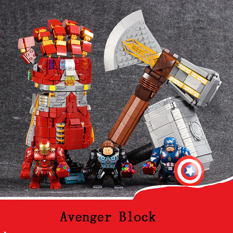SY1400-Kid-Toy-Edcation-Model-Baby-Toys-Super-Heroes-Avengers-4-The-Infinite-Gloves-Of-The (2)