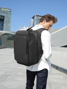 Рюкзак EURCOOL для ноутбука 17 дюймов, мужской водоотталкивающий функциональный рюкзак с usb-портом для зарядки, дорожные рюкзаки для мужчин n1755