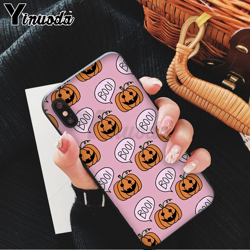 Pumpkin Halloween Bat