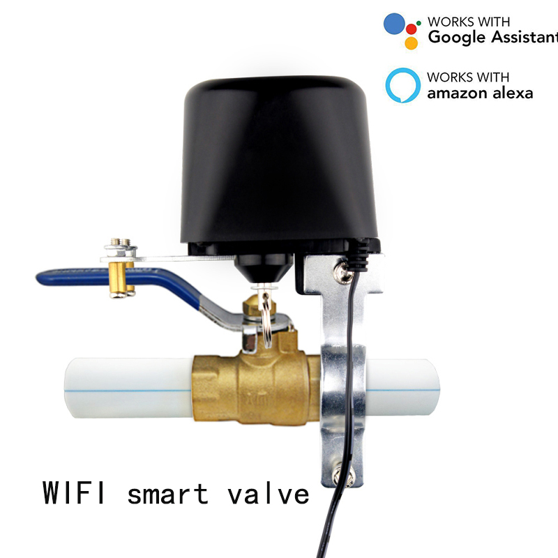 Switch-Valve Timing Smart-Home-Automation-System-Valve Alexa WIFI Mobile Google Home title=