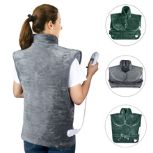 Shawl-Pad Back-Warmer Warming-Heating Electric Heat-Wrap Seting Neck Belt-Design Temperature