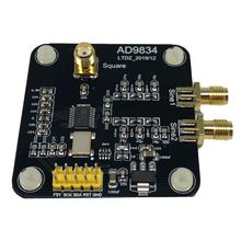 AD9834 DDS Signal Generator Module Sine Triangle Output Board Waveform Sources