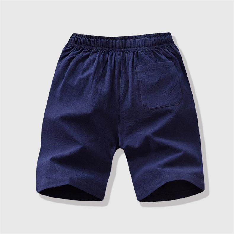 7Colors Summer Shorts Men Casual Running Shorts High Quality Brand Cotton Male Short Pants Plus Size 4XL 5XL 2019 Drop Shipping 14