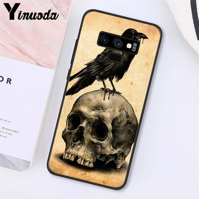Skull Crow Flower Pirate Love Blanket Raven