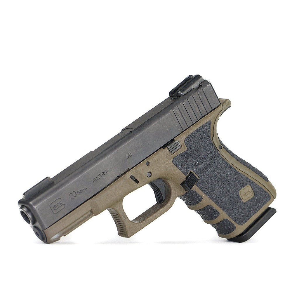 Non-slip-Rubber-Texture-Grip-Wrap-Tape-Glove-for-Glock-17-19-20-21-22-25(2)