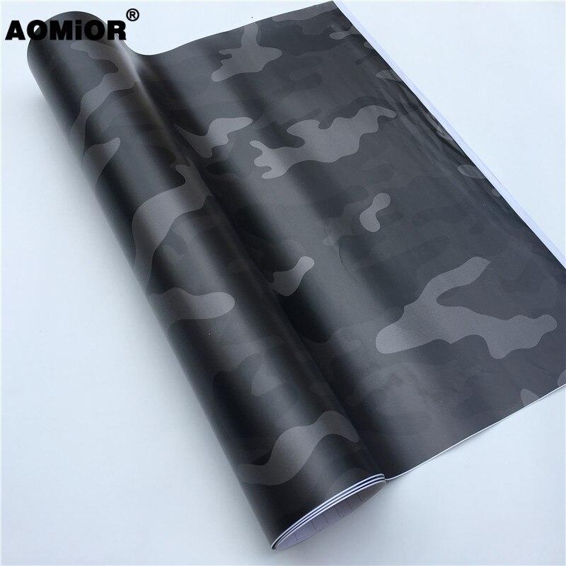 Black Camo Vinyl Wrap (12)