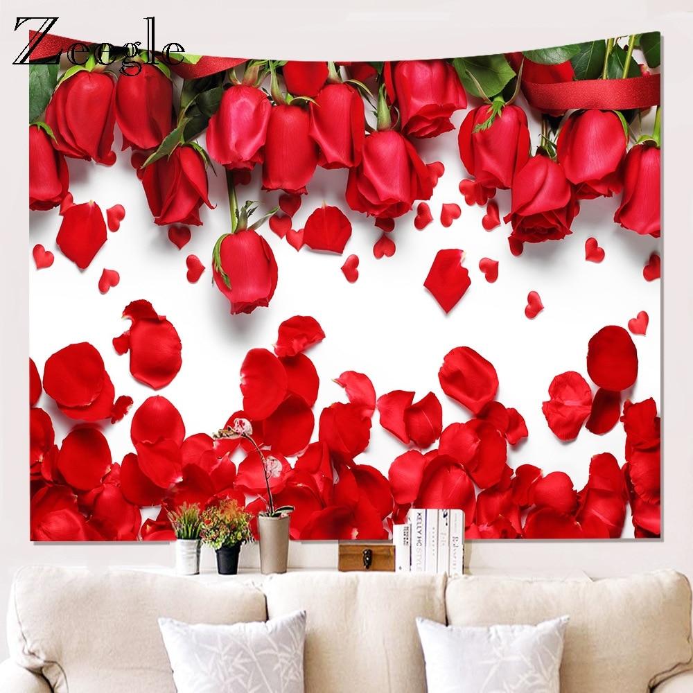 Zeegle 3D Printed Wall Hanging Tapestry Office Living Room Art Decoration Tapesrty Beach Blanket Picnic Mat Bedspread Yoga Mat