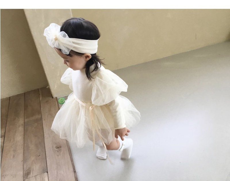 Baby Princess Party Wedding Dress 7