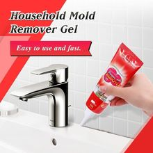 Cleaner Mold-Remover Caulk-Gel-Mold Chemical-Free Household Contains Deep-Down