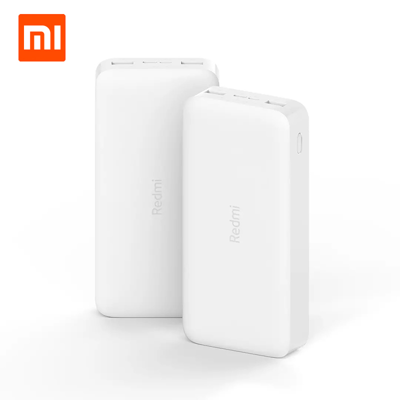 Xiaomi Fast-Charger Power-Bank External-Battery 20000 Portable Type-C USB Qi title=