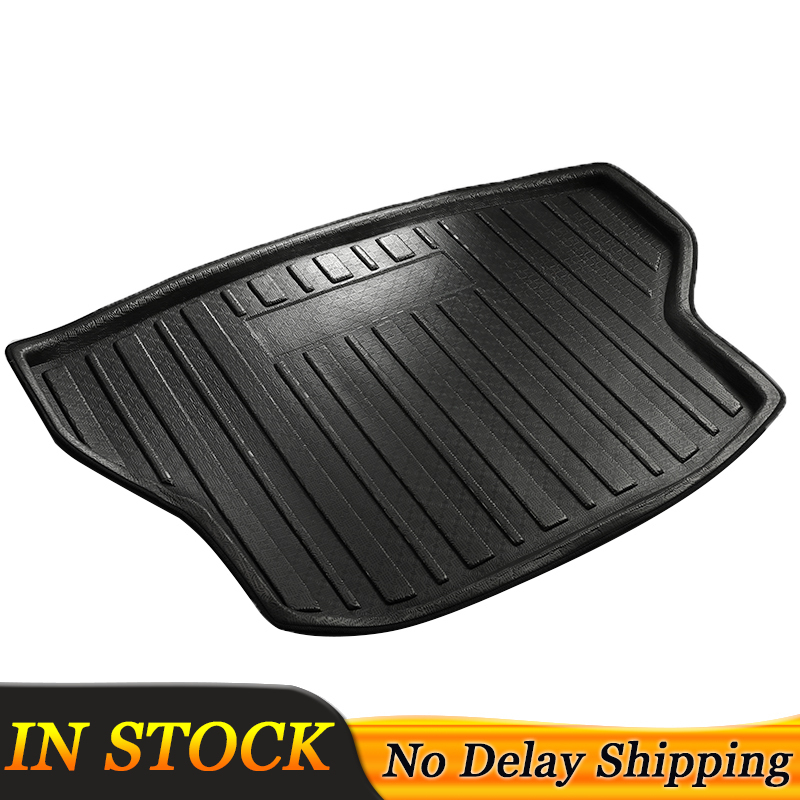 Carpet Floor-Mat Honda Civic Boot-Liner Tray for Protective-Pad Rear-Trunk Cargo Tailored title=