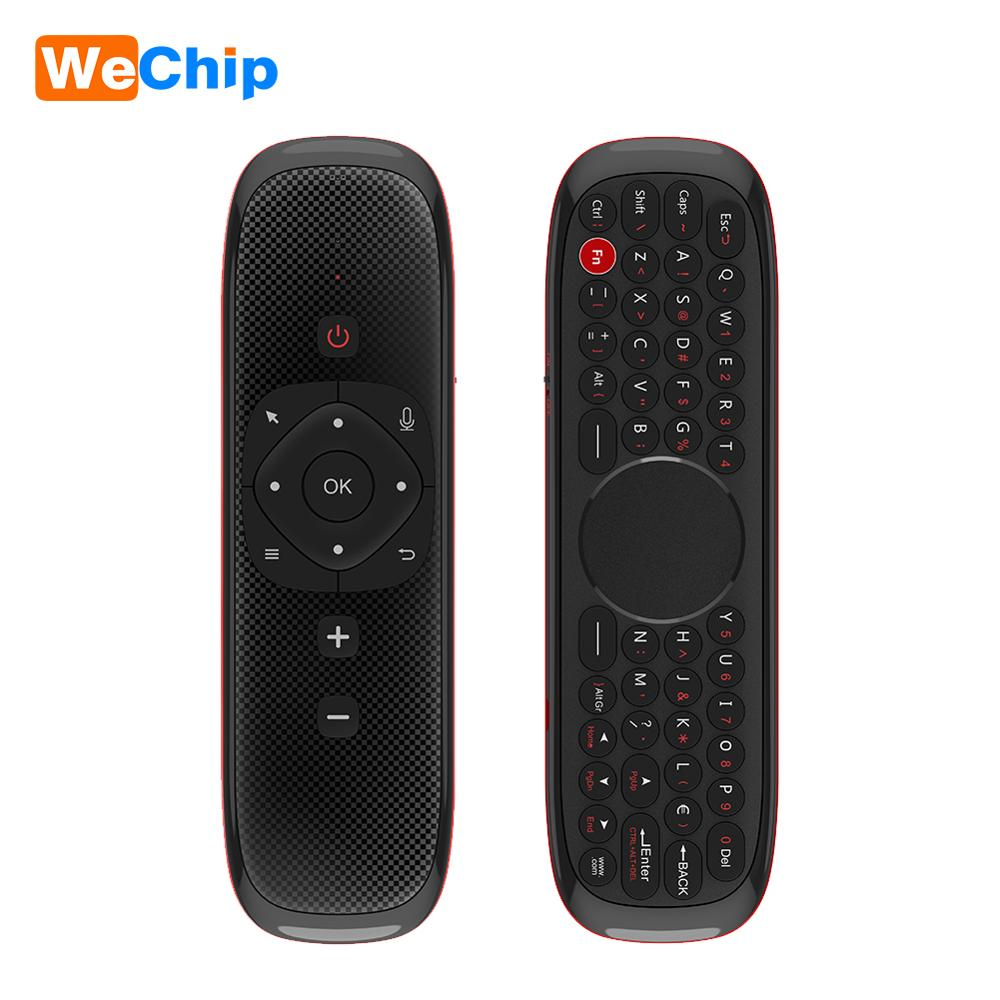 Air-Mouse Gyro-Sensing Remote Pc/projecter Wireless-Keyboard Smart-Tv-Box/mini W2  title=
