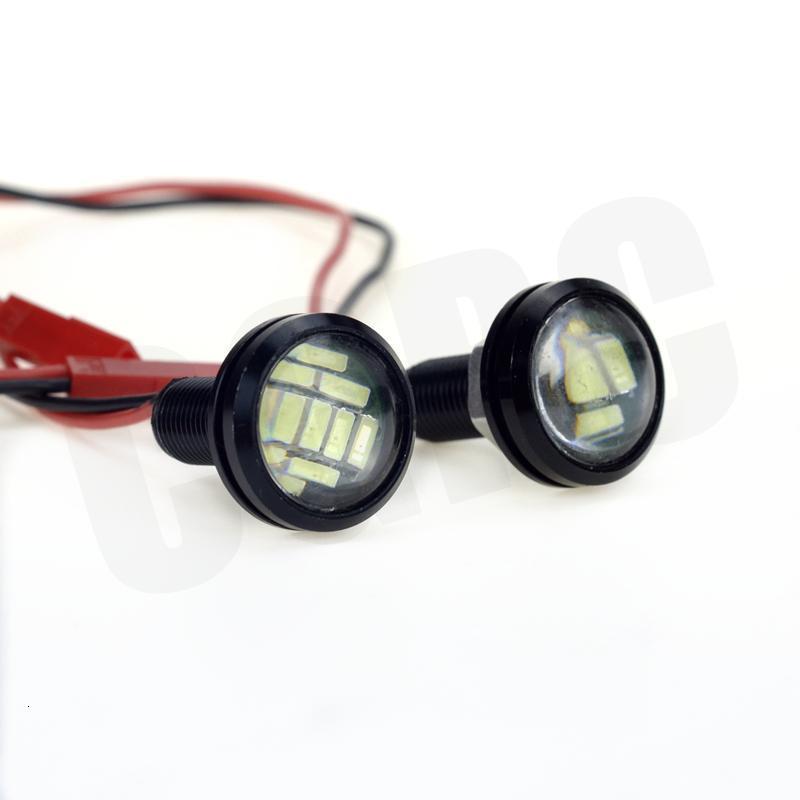 NEU LED Licht Lampe Scheinwerfer Light Für Traxxas Slash REVO E-REVO X-MAXX RC