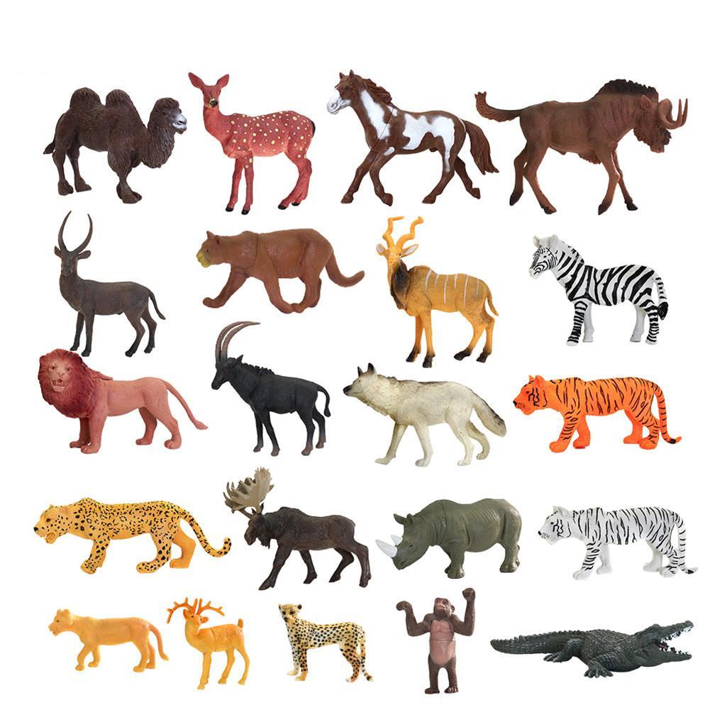 Schleich Wild Life gebirgstiere cabra Capricornio animales personaje personaje dentro del juego juguetes