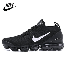 Jogging-Shoes Black White Air Vapormax Women's Original Nike Cushion Hook AJ6900-001