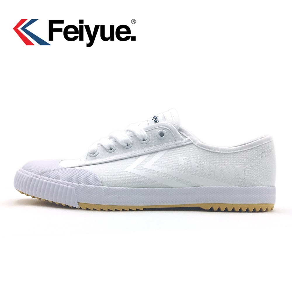 Feiyue shoes New 2019 Style Sneakers white retro Martial arts men women shoes title=