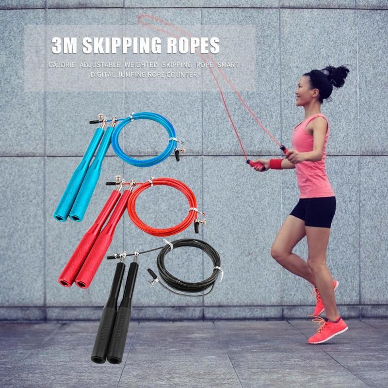 Springseilset 10 Springseile bung gemischt 3 m Kinder Sport Fitness Geschenk