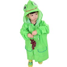 Waterproof Raincoat Tour Comfortable Girls Kids Children Boys Cartoon And Baby