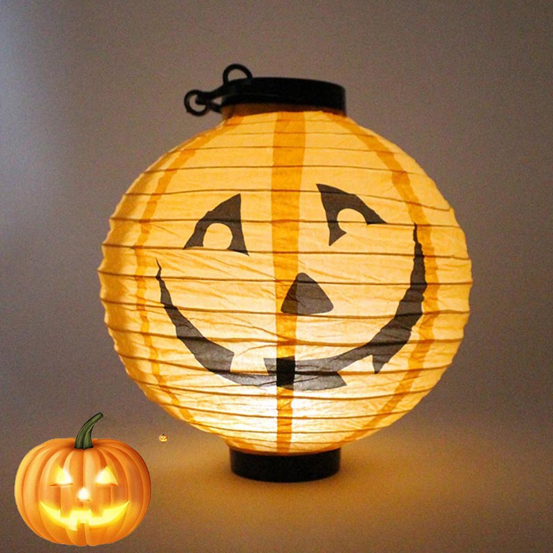 Spider Pumpkin String Lights Halloween Party Decor Lights With 6//10 X LED Beads