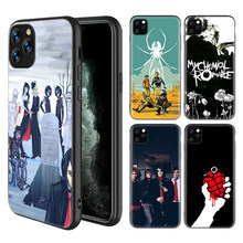 Силиконовый чехол для iPhone 11 Pro X XS XR XS Max 7 8 6 6S 5 5S SE Plus 8 + 7 + 6 + 6S + чехол для телефона My Chemical Romance(Китай)