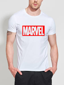 Marvel T-Shirt Streetwear-Tops Ideal Gift Harajuku Fashion Summer LOS LUS New