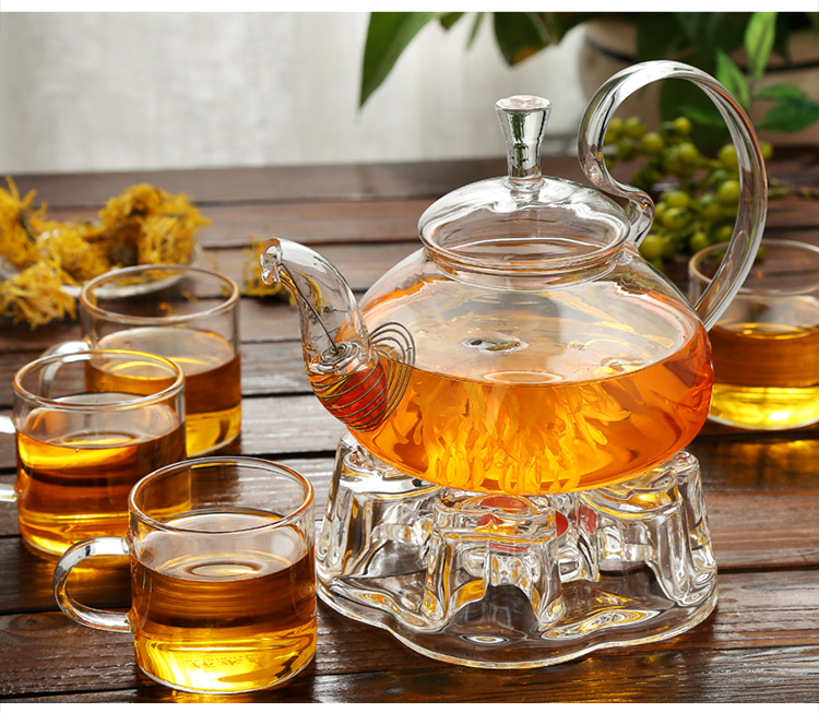 Service à thé en verre moins cher | oko oko