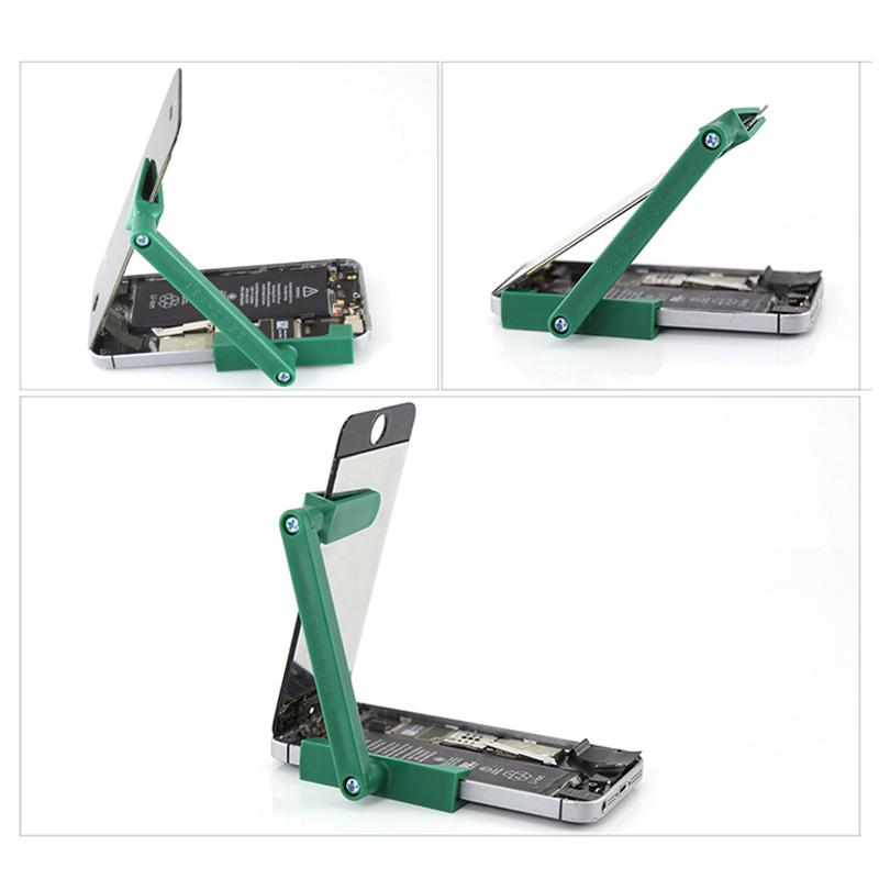 Clamp-Clip Phone-Repair-Stand-Holder Lcd-Screen Mobile for iPhone 360-Rotation Fastening title=