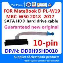 Connector Cable-Disk Hard-Drive Huawei Matebook Laptop Sata Hdd Original for PL-W09 W19/MRC-W50