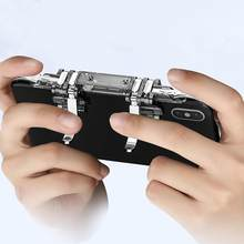 Game Joystick Gamepad For PUBG Mobile Phone Gaming Trigger Button Target phone Shooting Shooter Controller(China)