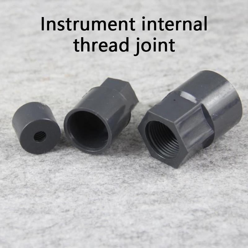 Filetage en acier inoxydable 1//2au connecteur M22 Connecteur adaptateur de robinet en acier inoxydable /à filetage femelle M22