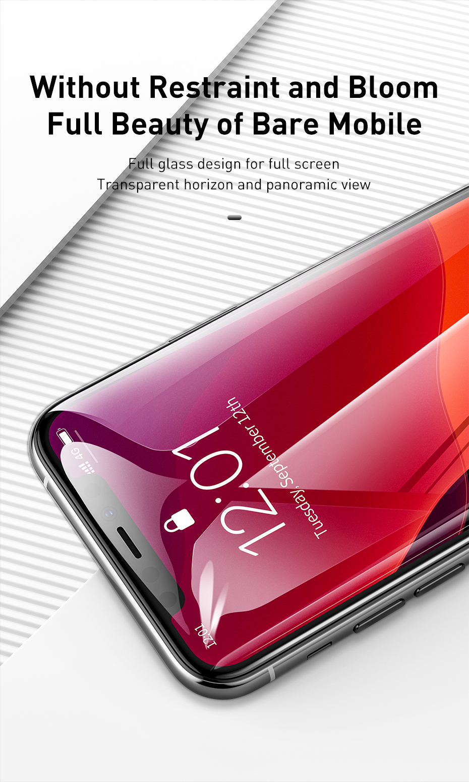 Tempered glass for iphone xi max xir (2)