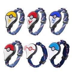 ALLOYSEED, автоматический улов для Pokemon GO Plus, браслет с Bluetooth, Интерактивная фигурка, игрушки для переключения, Покемон Go Plus