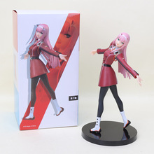 Model-Toys Franxx-Figure-Toy Collection Anime Darling Zero The PVC Two-02 21cm