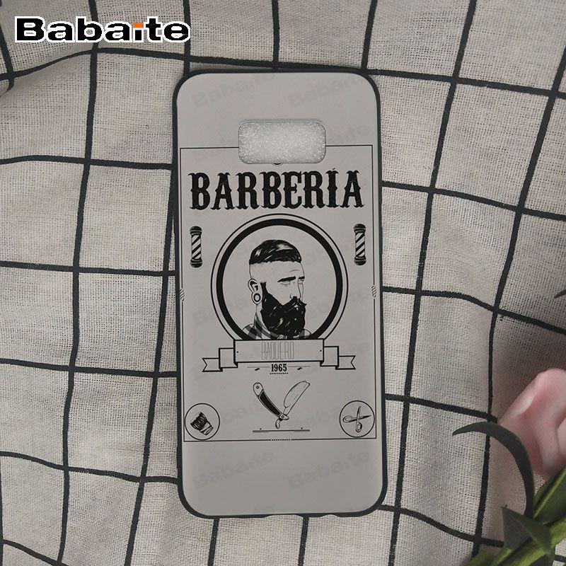funny letter barber shop Hair