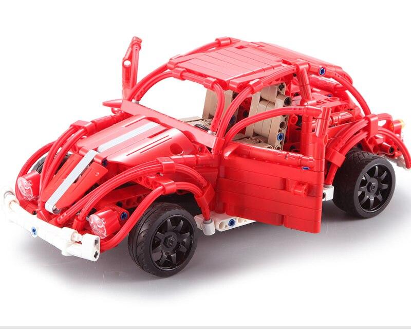 CaDA C51016 Red Beetles RC Building Block 51