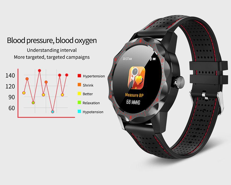 COLMI SKY 1 Smart Watch Men IP68 Waterproof Activity Tracker Fitness Tracker Smartwatch Clock BRIM for android iphone IOS phone 09