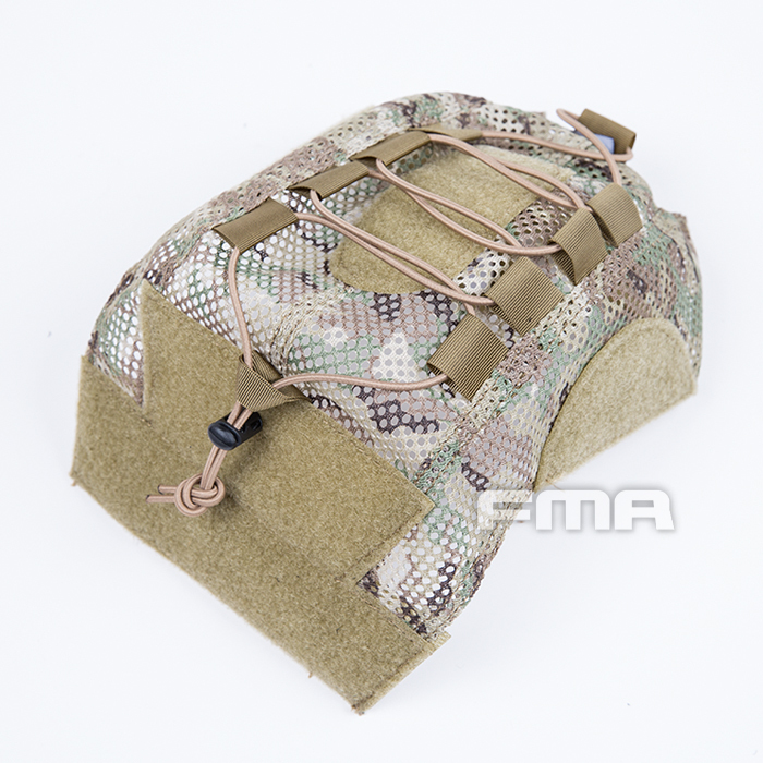 fma Special Fast Head Helmet Tactical Cloth Helmet Camouflage Helmet Fabric Mask Tb1310