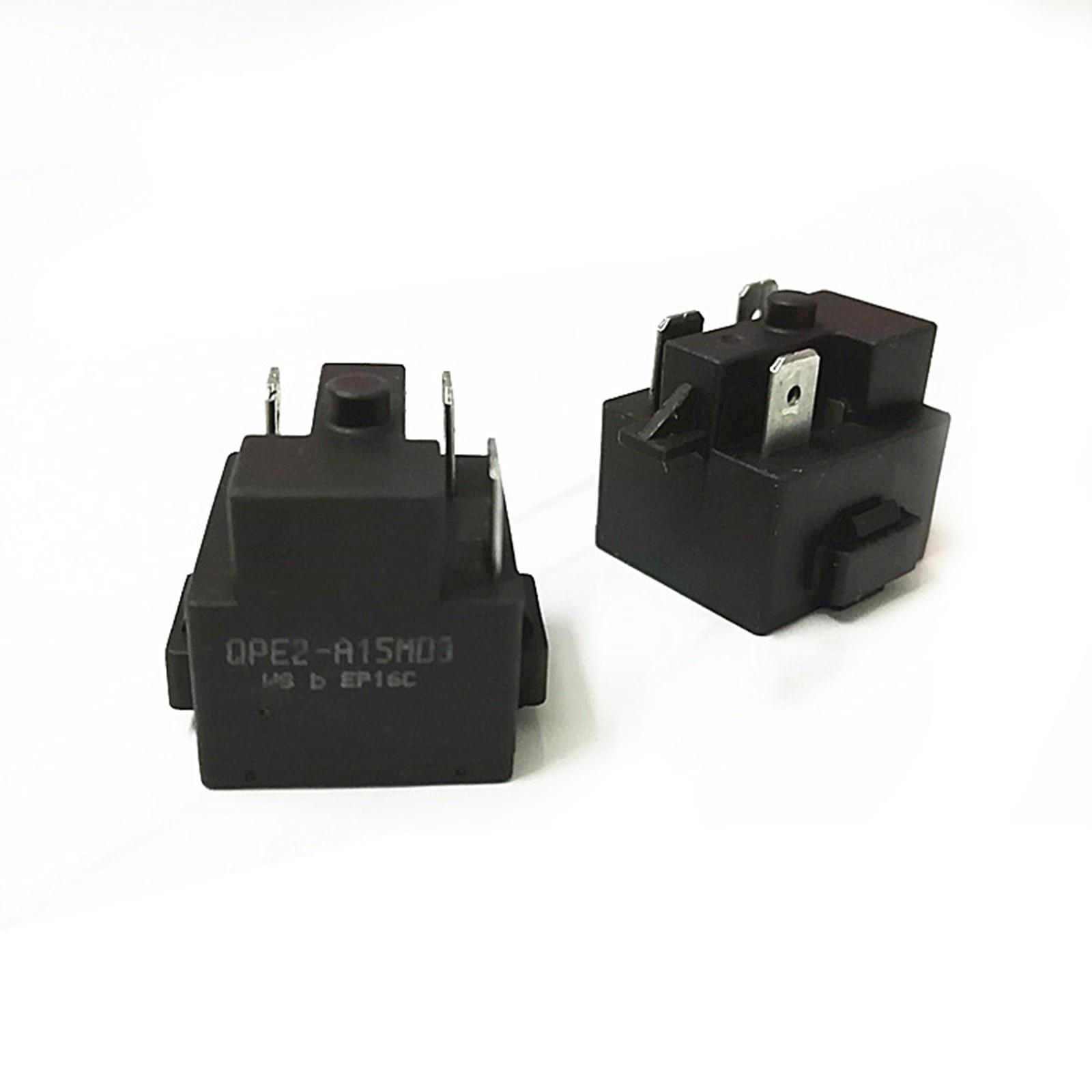Kühlschrank-Startrelais PTC Für QP-2-4.7 4,7 Ohm 3 Pin Kompressor Langlebig