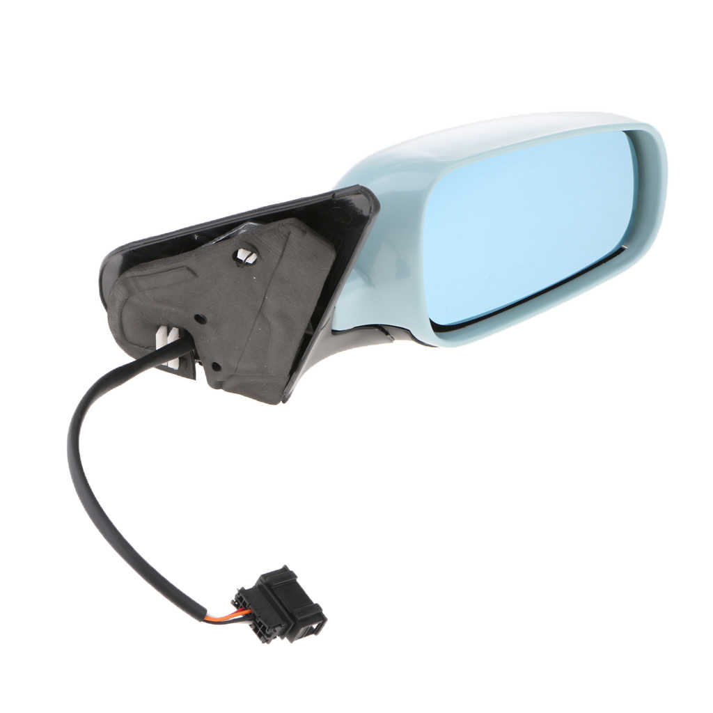Heated Electric Mirror Assembly Left Passenger Side for VW Golf-4 Mk4 Bora